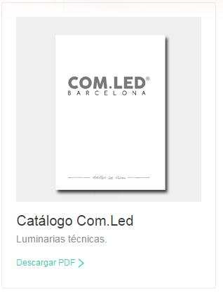 Catálogo Com.Led Luminarias técnicas.